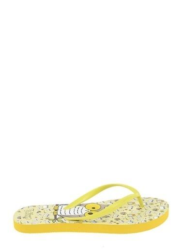 T-Box Terlik Sarı